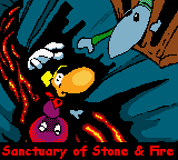 Sanctuary of Stone & Fire