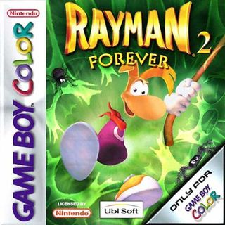 Rayman 2 Forever