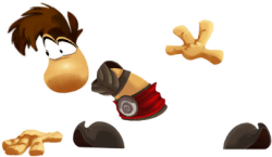 Ray of Persia dans Rayman Legends