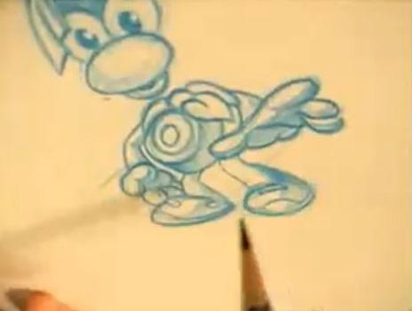 Videos e imágenes de Rayman - Página 2 RaymanLimbs