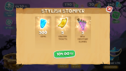 Rayman Adventures - Stylish Stomper Pack.png