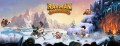 Rayman Adventures Ray-Gnarr's Icy Expedition Facebook Cover.png