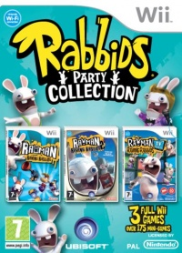 Raving Rabbids: Party Collection