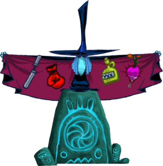 The Magician Raywiki The Rayman Wiki